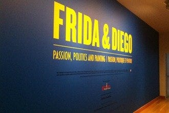 New Exhibit Focuses on Frida Kahlo and Diego Rivera