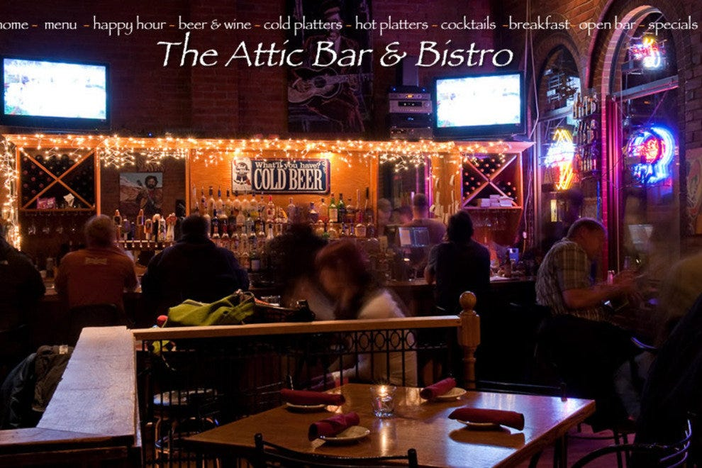The Attic Boulder Nightlife Review 10best Experts And