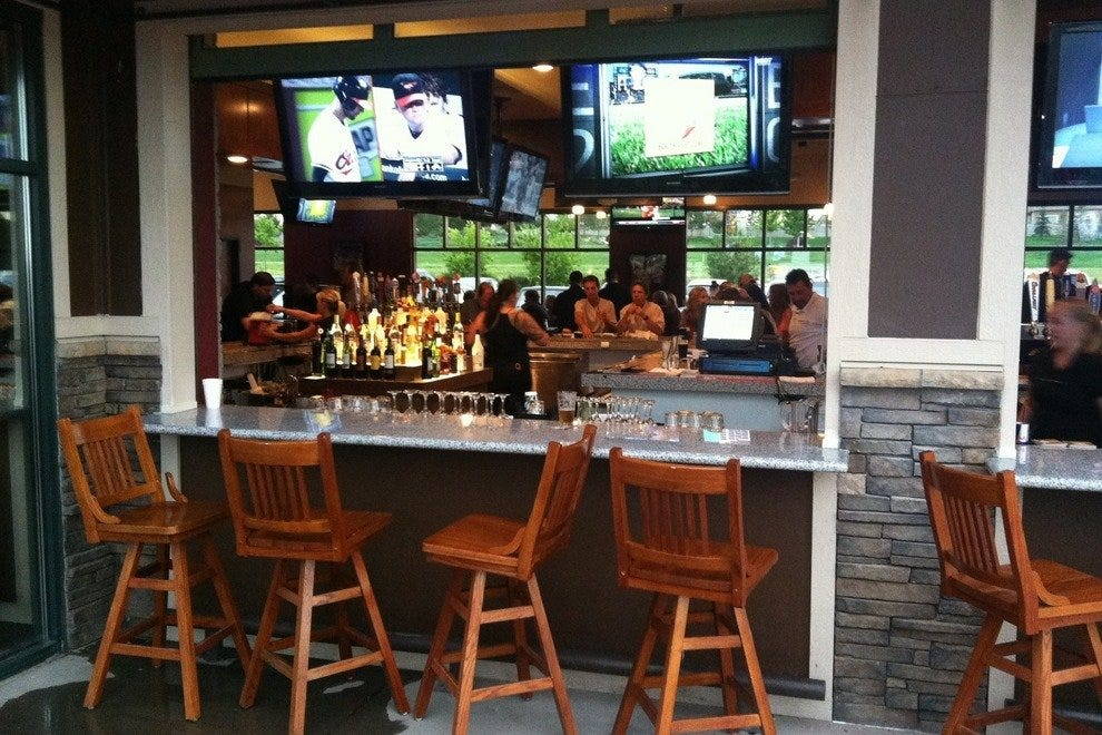 The Lazy Dog Sports Bar