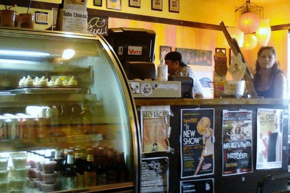 Pom S Teahouse Sandwicheria