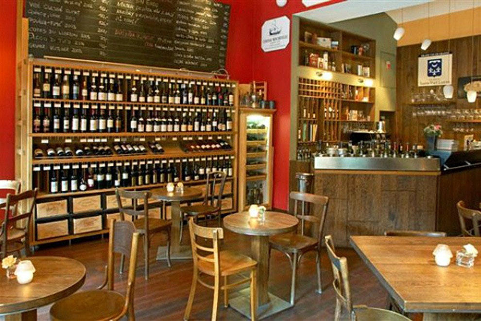 Monarch Wine Bar and Shop