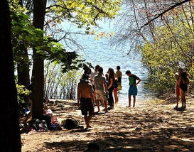 Concord's Walden Pond Offers Year-Round Beauty