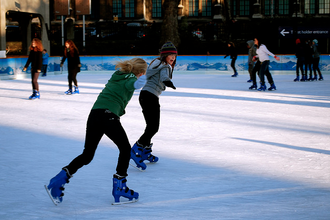 Niagara Falls' Best Outdoor Ice Rink