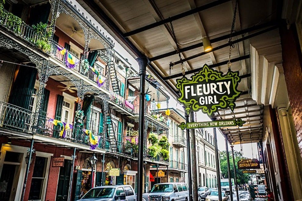 Fleurty Girl: New Orleans Shopping Review
