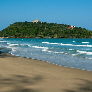 Best beaches in hua hin
