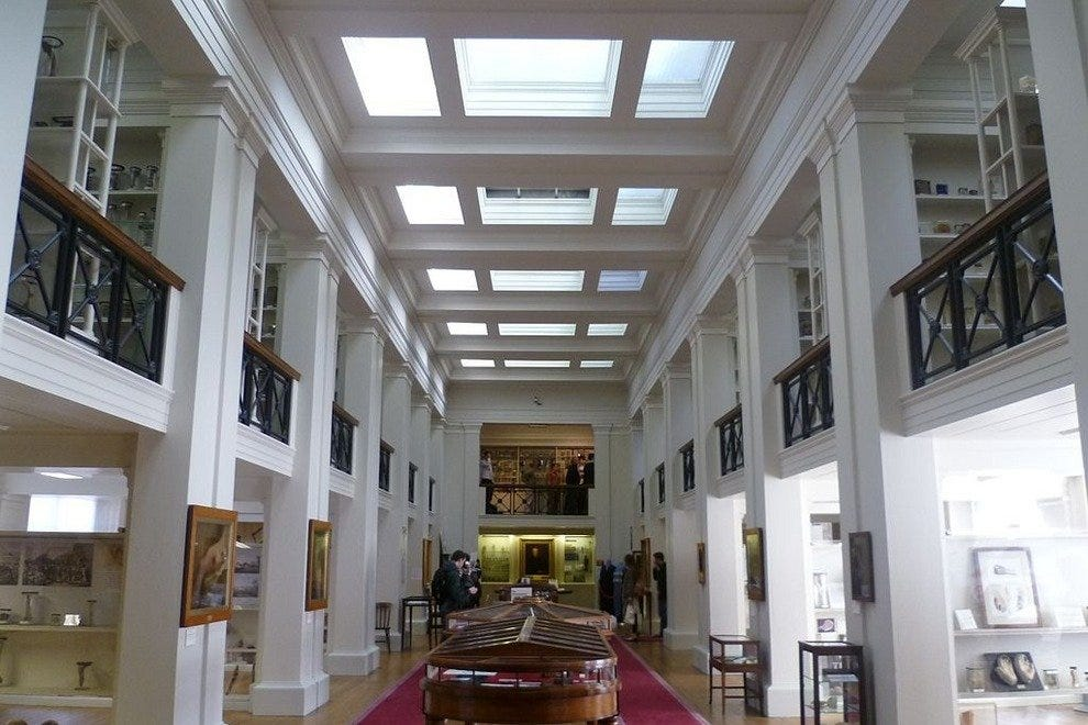 Foyer Museum Reviews : Surgeons hall museum edinburgh attractions review