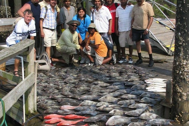 Fishing Charters in Savannah