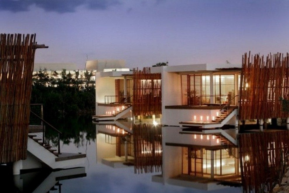 Rosewood Mayakoba is featuring a 79,000 USD Mayan-themed vacation package