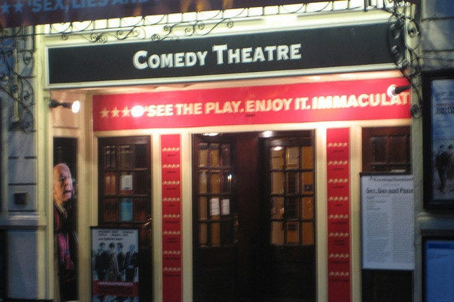 London Comedy Clubs: 10Best Stand Up Comedian Reviews