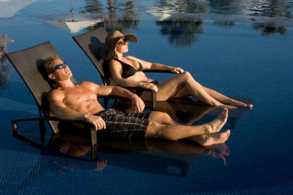 Escape the cold weather with a romantic getaway vacation to Cabo San Lucas.