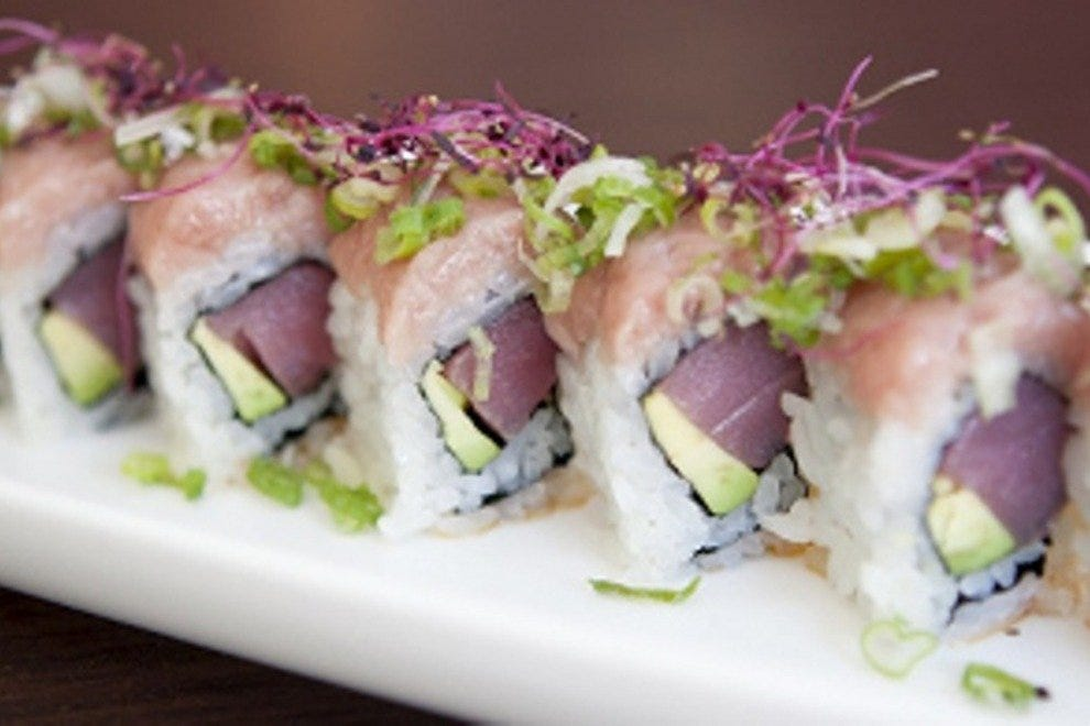 Miyake features some of the best sushi in Portland