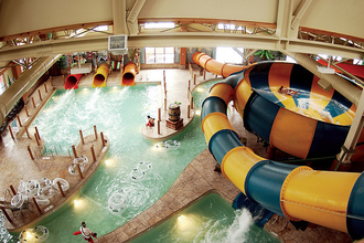 Niagara's Great Wolf Lodge is Unique Indoor Water Park