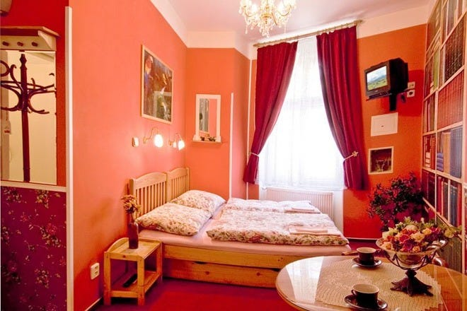 Bed and Breakfast in Prague