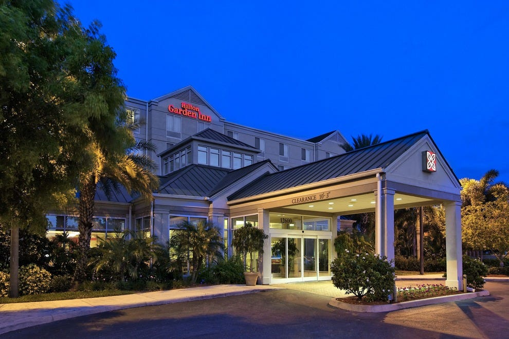 希尔顿花园酒店Ft Myers