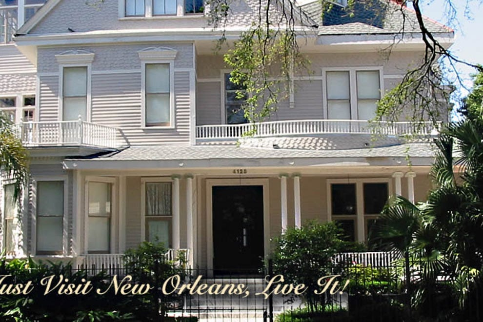 Avenue Inn Bed And Breakfast New Orleans Hotels Review
