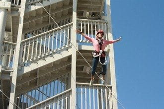 Adrenaline Adventure Offers Bird's-Eye View of Myrtle Beach