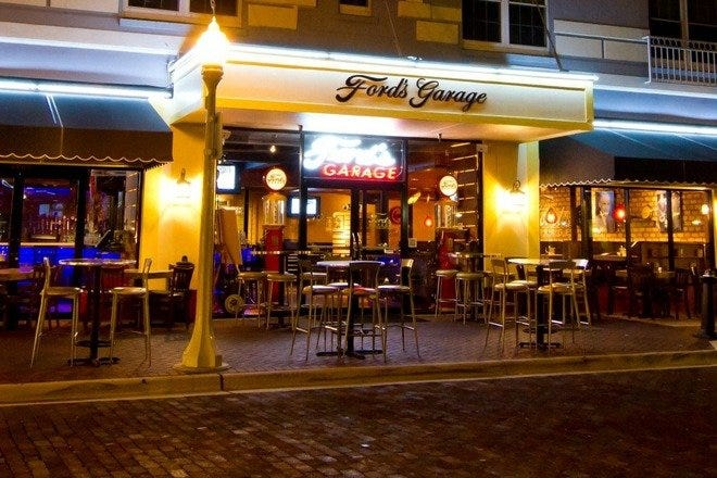 Ford S Garage Fort Myers Restaurants Review 10best
