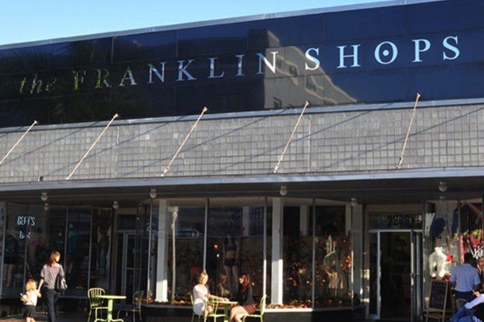富兰克林第一街商店