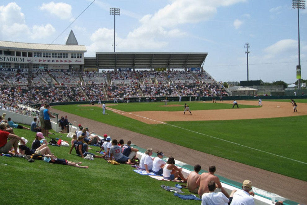 Minnesota Twins Spring Training