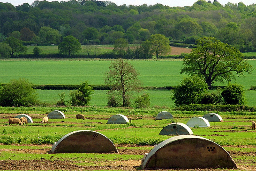 Farm Near Bucklebury