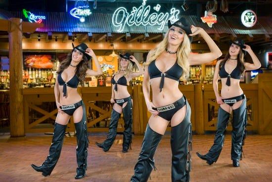 Gilley S Saloon Dance Hall Amp Bbq Las Vegas Nightlife