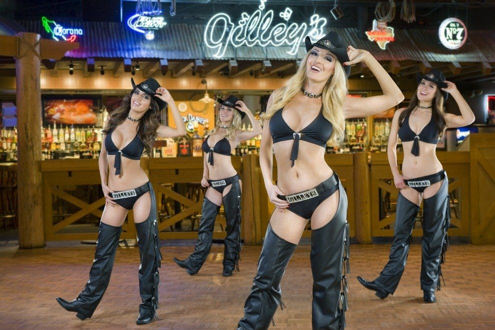 Gilley S Saloon Dance Hall Amp Bbq Las Vegas Nightlife