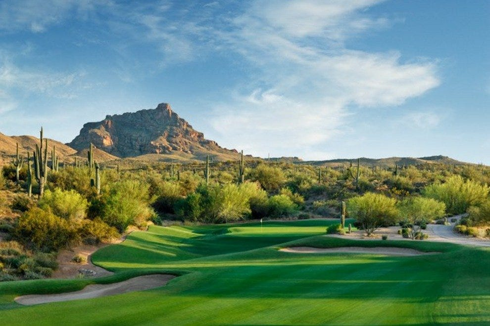 We-Ko-Pa is one of Scottsdale's most popular public golf courses.