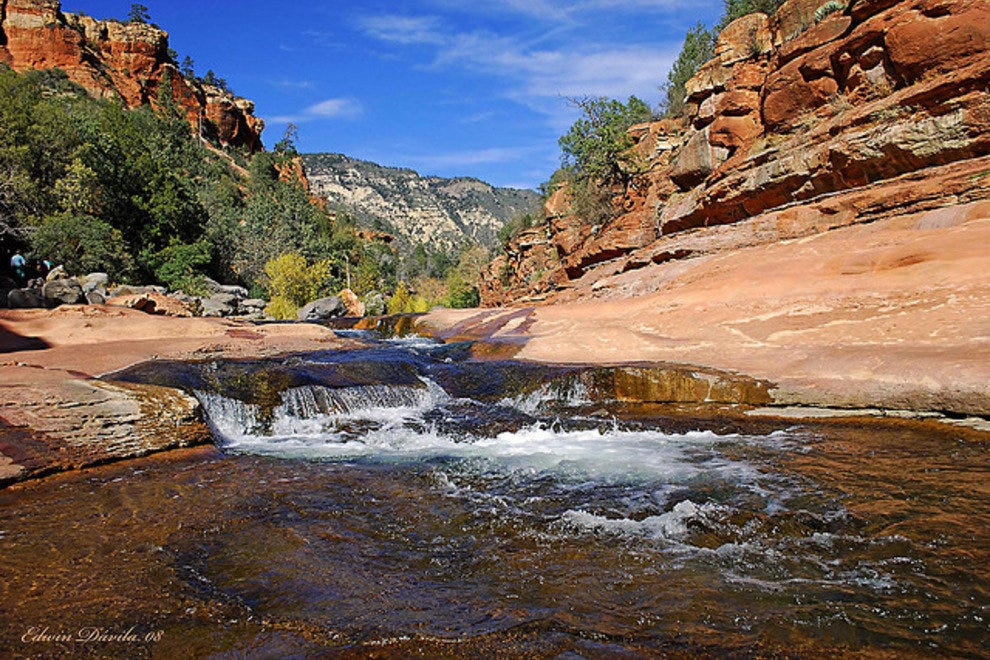 Explore the history and natural beauty of Slide Rock State Park, a popular Sedona attraction.