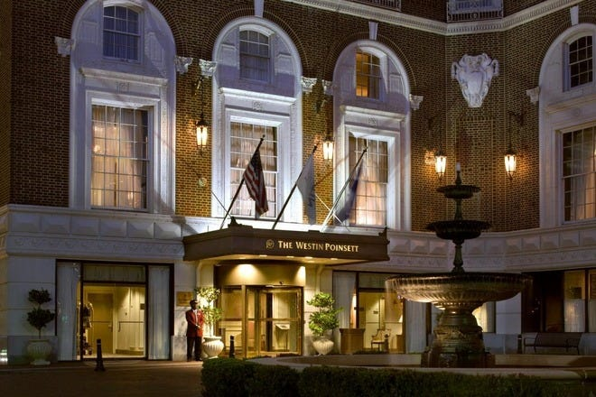 The Westin Poinsett Greenville