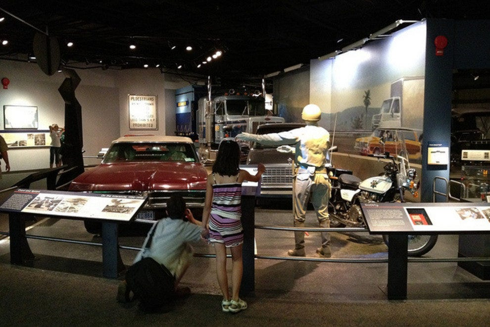 The Smithsonian Museum of Amercan History