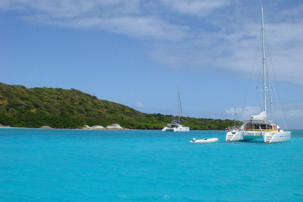 Tobago Cays – Pearl of the Caribbean