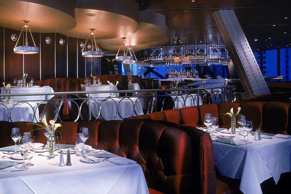 Eiffel Tower Restaurant