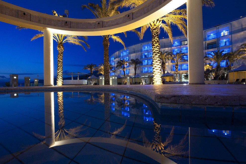 View of Club Hotel Casino Loutraki