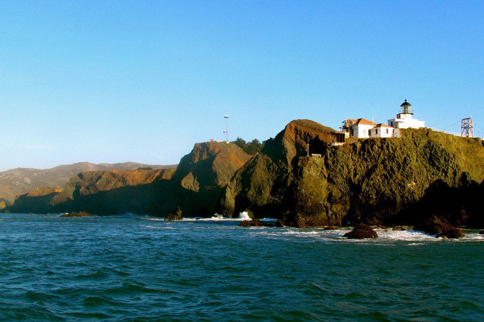 Gulf of the Farallones, San Francisco