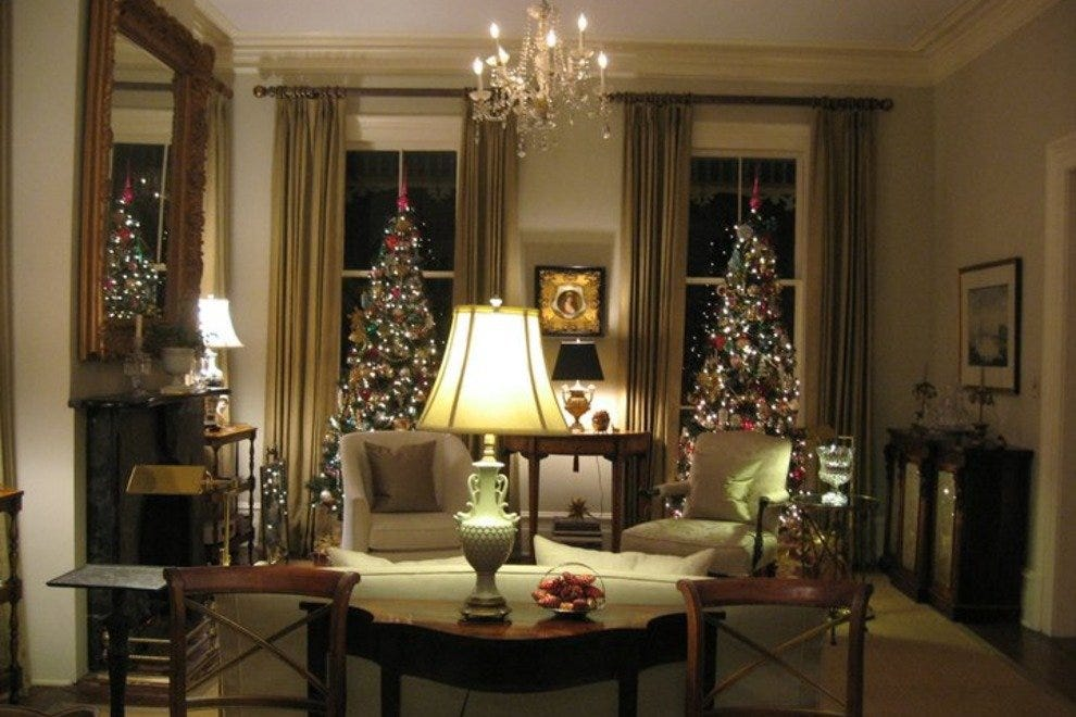 The Catherine Ward House offers discounted rates in December