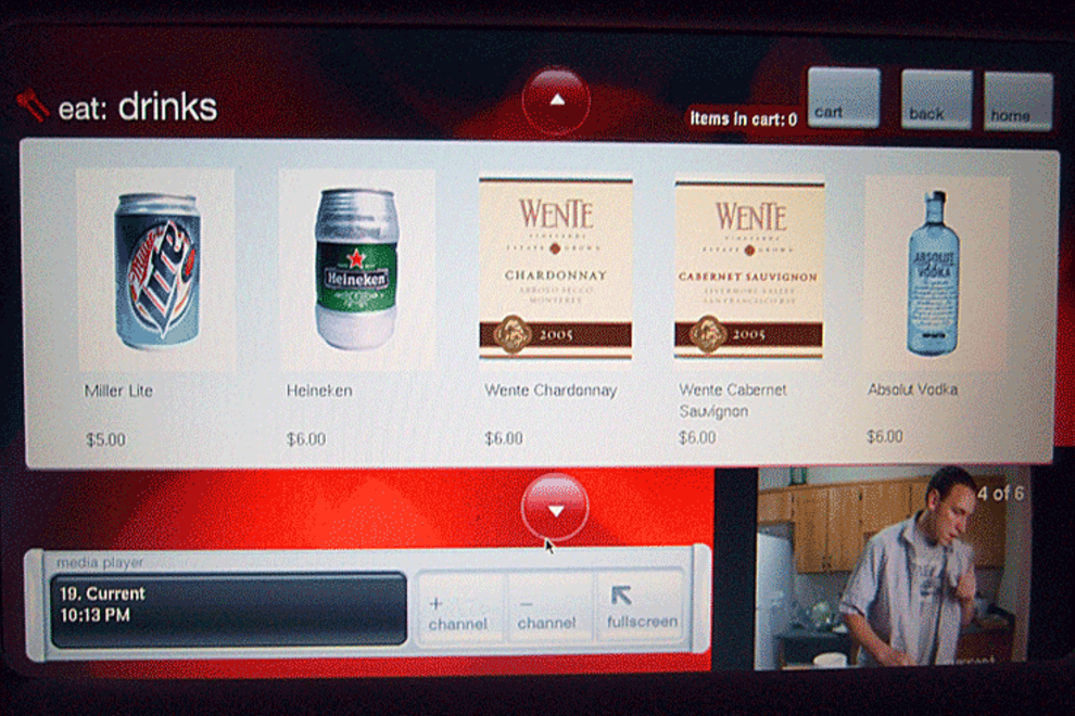 10Best Likes Virgin America's Artisanal Food on Demand