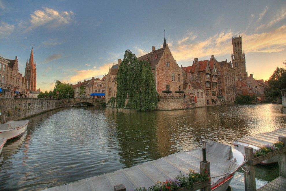 Historic Center of Bruges