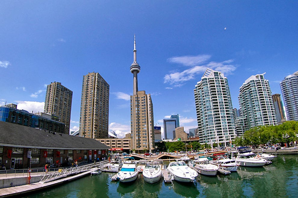 How to Spend a Day in Toronto, Canada forecasting