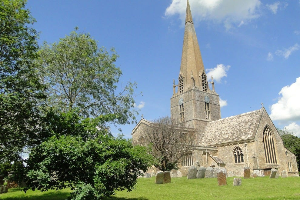 Bampton Church