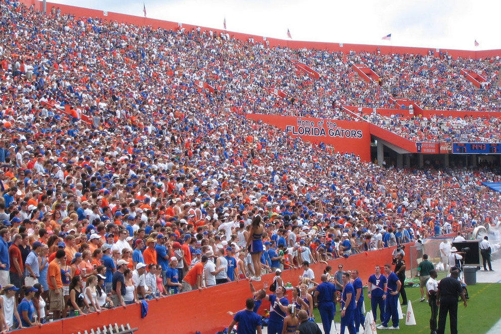 Florida's Universities Established