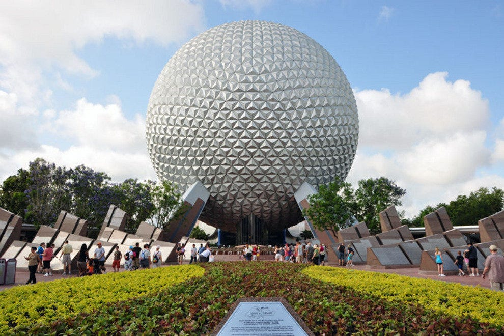 Walt Disney World Resort's Epcot