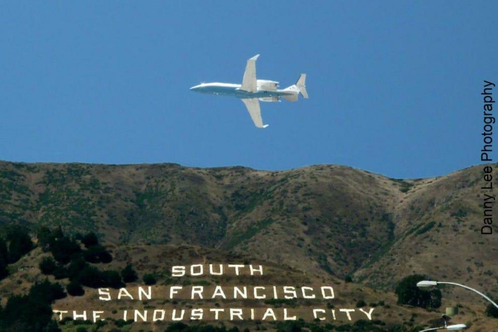 大使馆套房旧金山机场-海滨