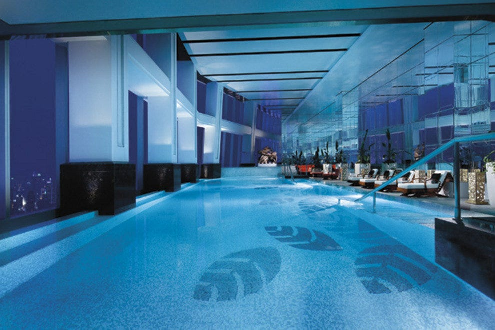 10Best: Pool Makes the Hotel at Ritz-Carlton Shanghai