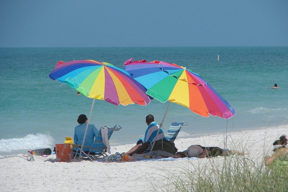 Annamaria Island on Tampa Bay is a Great Beach Town