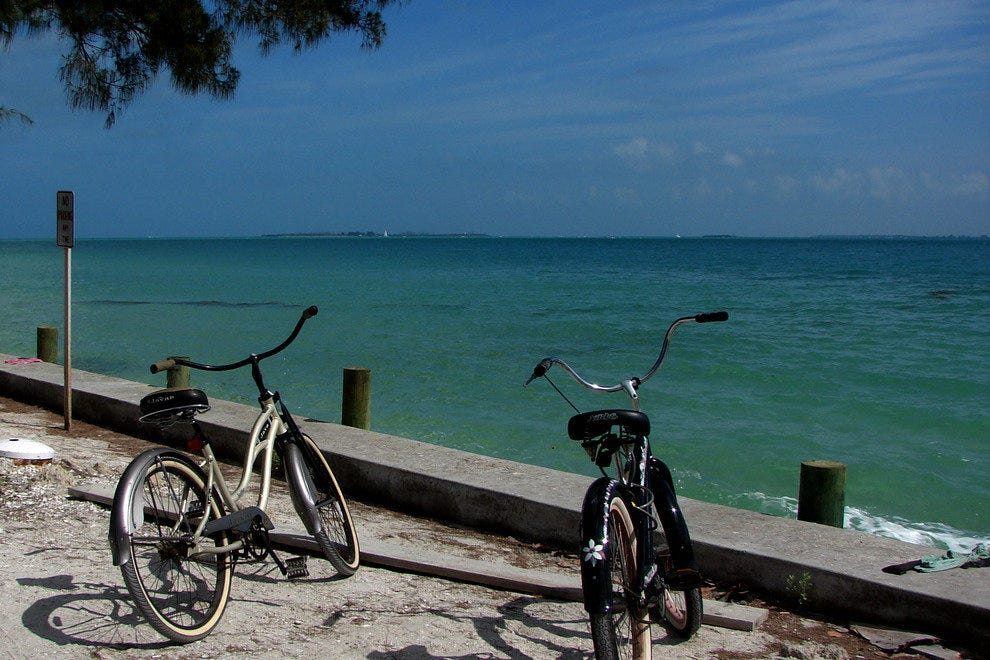 Annamaria is Very Bicycle-Friendly