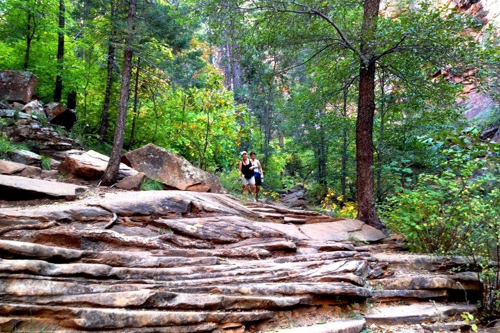 West Fork Trail is the best hike in Sedona