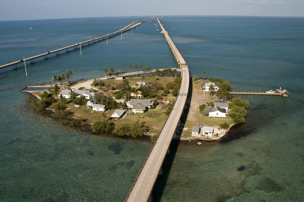 Flagler Expands to the Keys