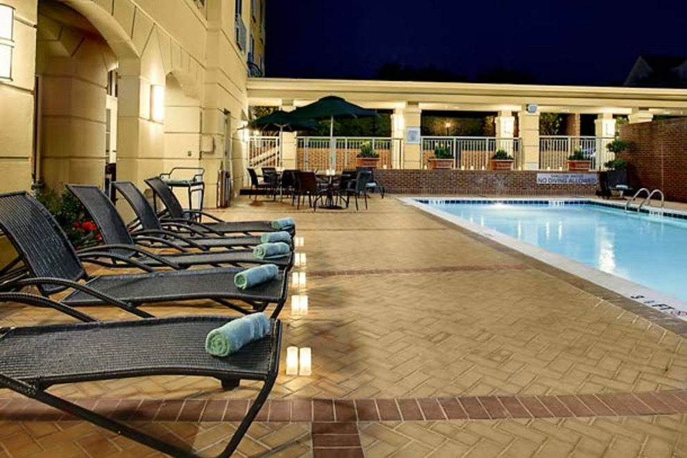 Courtyard Marriott Charleston Historic District