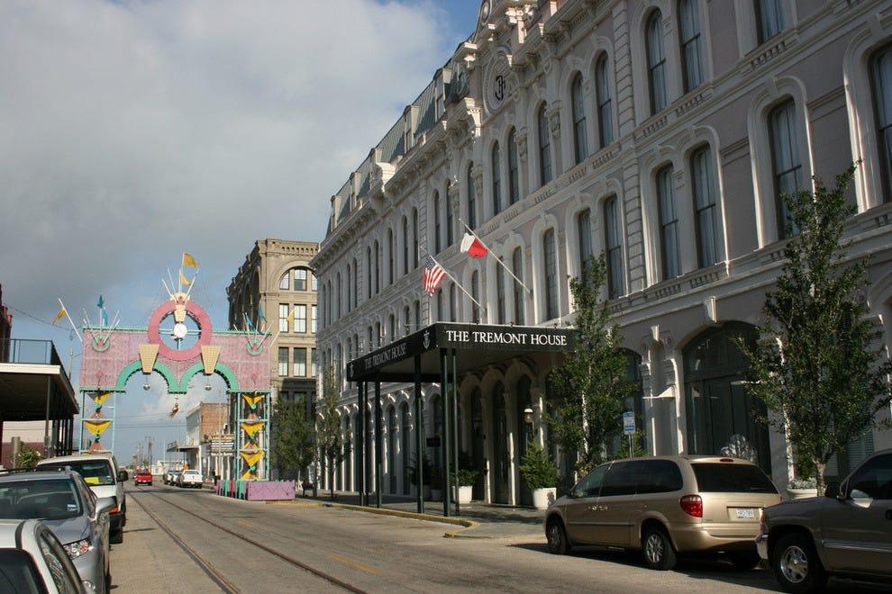 Galveston S Best Hotels And Lodging The Best Galveston