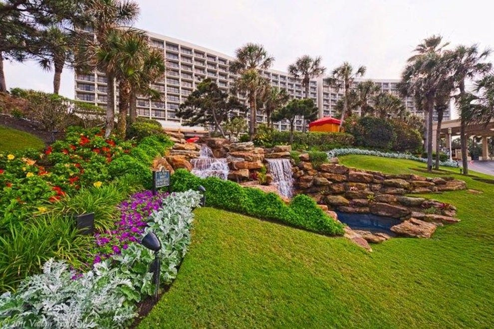 The San Luis Resort Spa Amp Conference Center Galveston